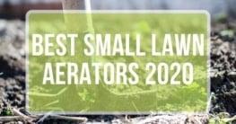 small lawn aerators