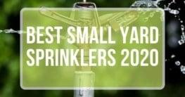 small yard sprinklers