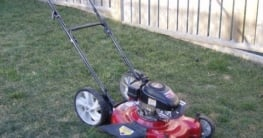 lawn mowers for small yards