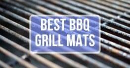 best bbq grill mats